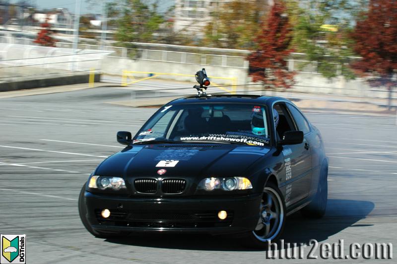 Andy Sapp E46 Drifting