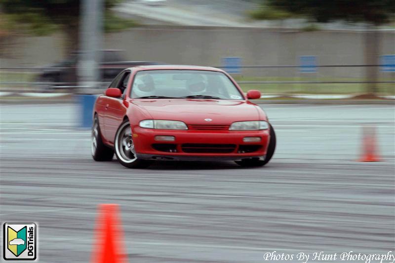 Dennis S14 Drifting