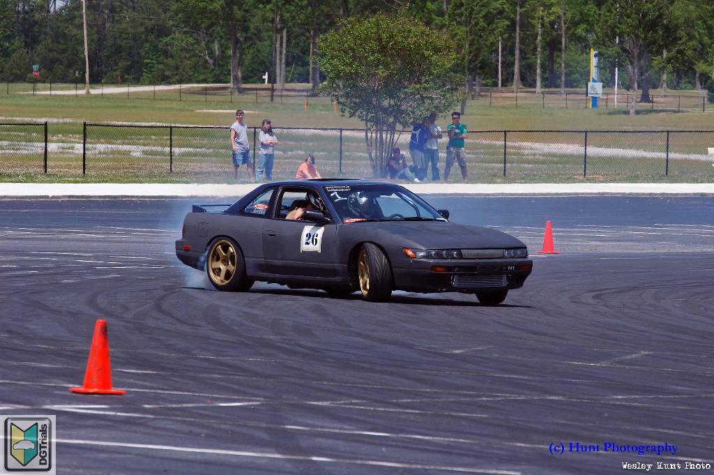 S13 SR20 Drifting