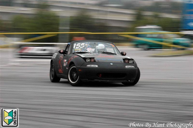 Marty NA Miata Drifting