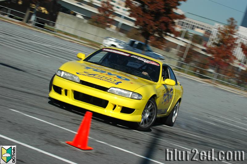 Tony Shulz S14 Drifting